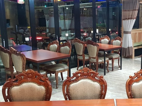 Incheon, Coreia do Sul: 데라 레스토랑  Dera Restaurant