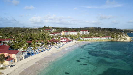 Pinele Beach Club Antigua All
