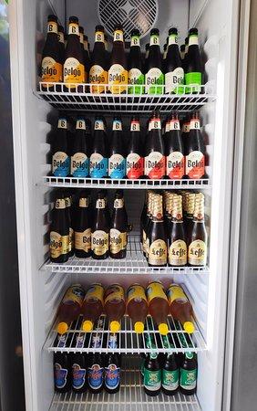 Belgian draft Beer