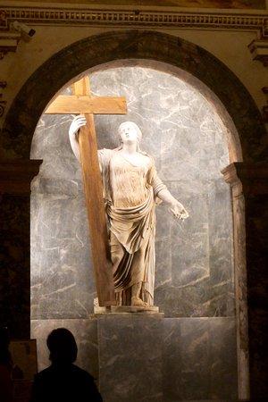 St Helena's Statue