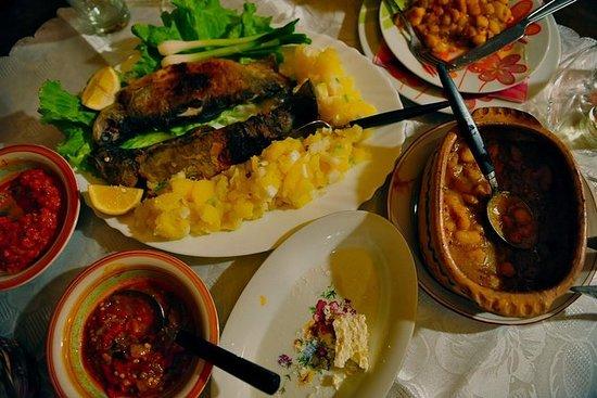 Traditionell matlagningskurs hemma