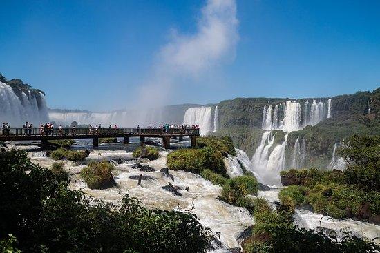 Cataratas del Iguazú: visita a los...