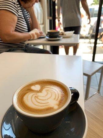Willoughby, Australië: flat white