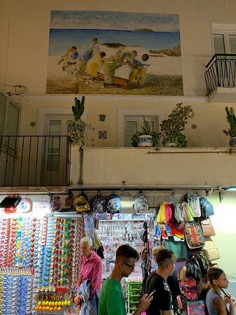 Диаманте, Италия: Murales