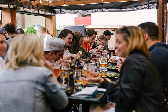 Private Food & Drink Walking Tour Prague - 4 hours with English-speaking guide