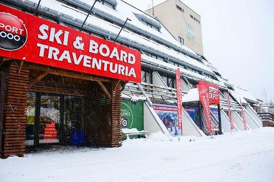 Ski- en snowboarduitrusting verhuur ...