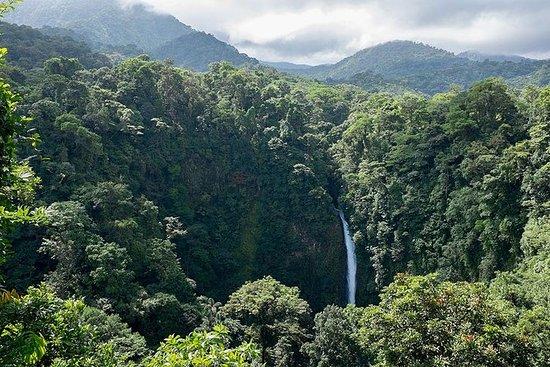 Komme utenfor allfarvei Monteverde...