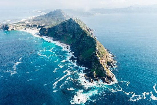 Cape of Good Hope-helikoptervlucht