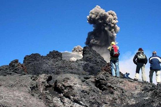 埃特納火山一日遊