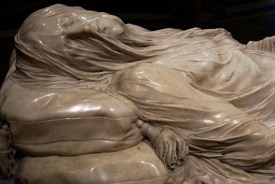 Sansevero Chapel (Napels) ALLEEN ...