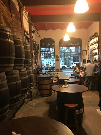 Small-Group Food and Wine Tour in Barcelona with a Sommelier: Last stop