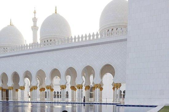 Volledige dag Charmante Abu Dhabi City ...