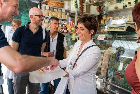 瓦萊達奧斯塔小團體市場之旅和烹飪班