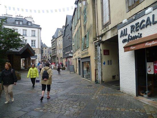 Promenade dans le Vieux Quimper
