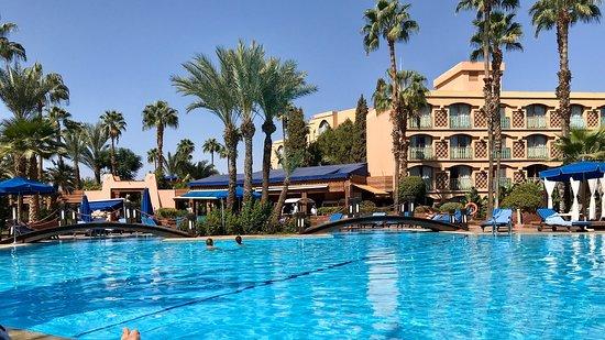 Le Meridien N'Fis, hoteles en Marrakech