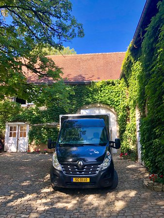 STREATCHEF FOOD TRUCK LUXEMBOURG