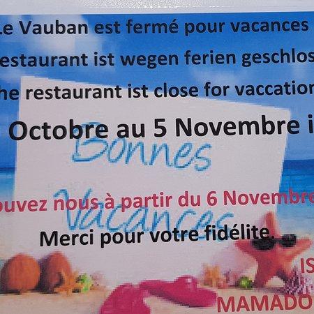 Huningue, Franciaország: Conges annuels Vauban