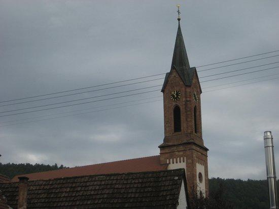 Kirche Sankt Gallus
