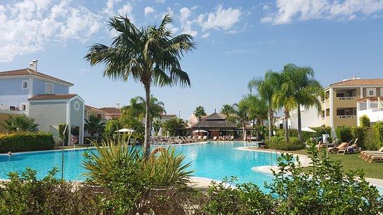 Zeer goed resort met ideale ligging!