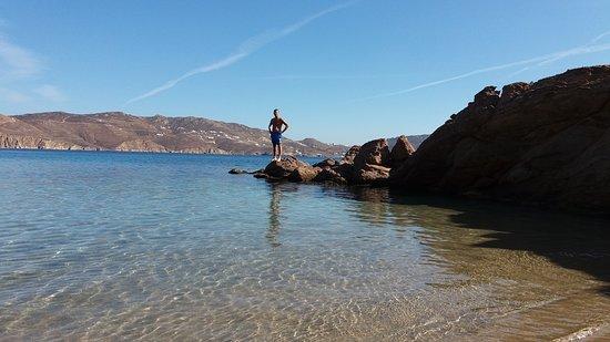 Agios Sostis, Yunanistan: Mykonos!!!