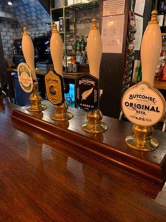 Shipham, UK: The Swan Inn