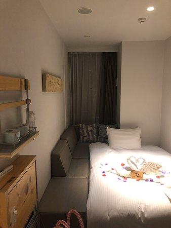 房間太小,性價比不高