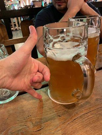 Great beer hall - Foto Hofbrau Wirtshaus Berlin, Berlin - Tripadvisor