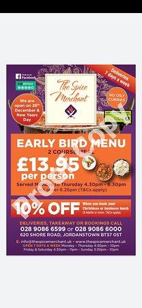 Whiteabbey, UK: The Spice Merchant