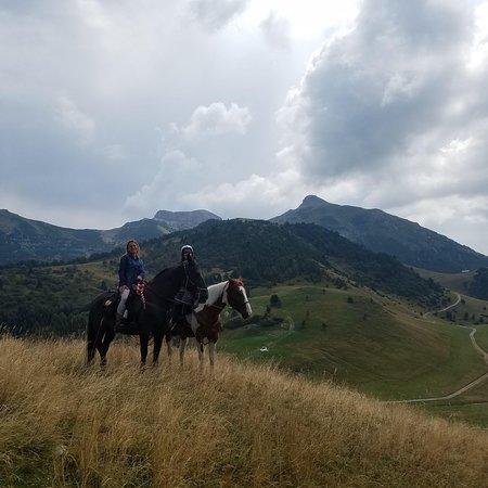 Uniti a cavallo trekking