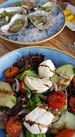 Underbara måltider som chefskock Mattias tillagar