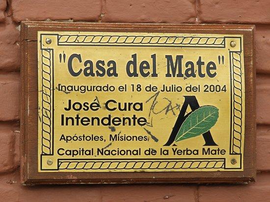 Apostoles, Argentina: Welcome