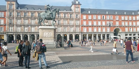 Plaza Del Rey Madrid 2021 All You Need To Know Before You Go With Photos Tripadvisor