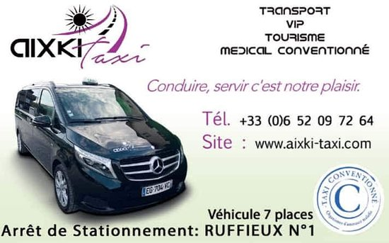 Aixki-Taxi