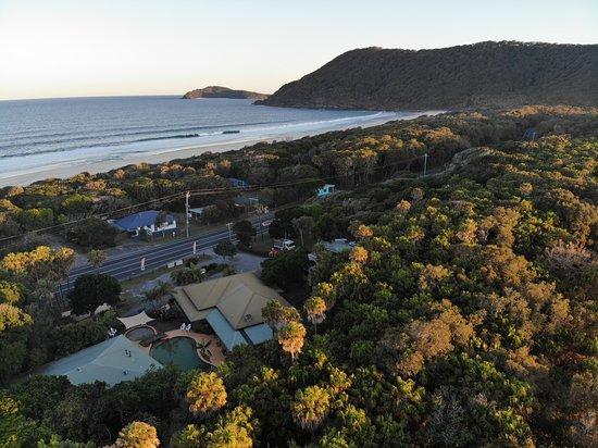 Booti Booti, Australia: Tiona Palms Holiday Park