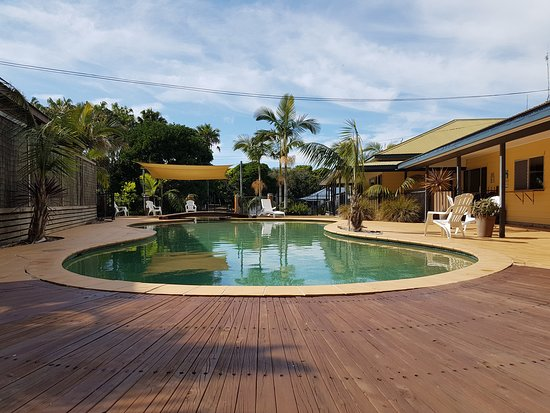 Booti Booti, Australia: Swimming Pool
