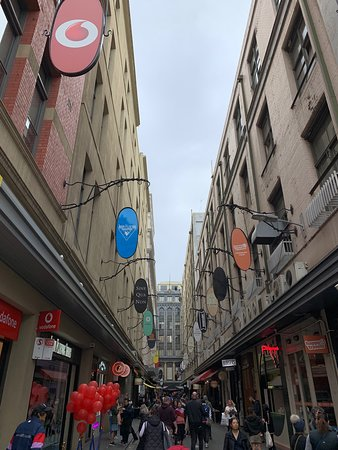 Walk Melbourne Tours: So many lanes to discover