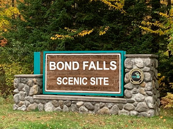 Paulding, MI: We can hardly wait to see the falls again.....our fourth trip here!