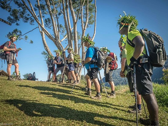 💡 Interesting Fact: Trekkers on the Kokoda Trek can burn 4500 calories a day, just slightly less then the average 6000 calories that cyclists burn daily in the Tour de France.  Choose Papua New Guinea for your next trekking adventure: http://bit.ly/trekking-png   #visitpng