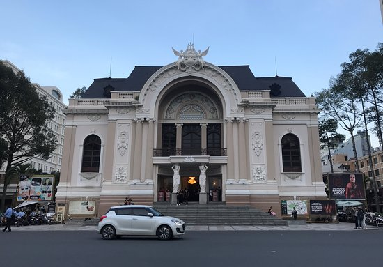‪Saigon Opera House (Ho Chi Minh Municipal Theater)‬