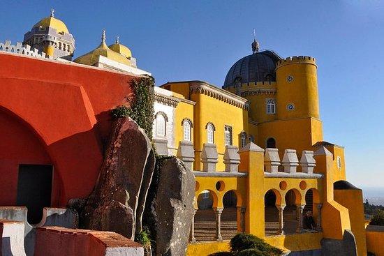 里斯本到辛特拉小团体之旅,带佩纳宫和卡普索斯修道院