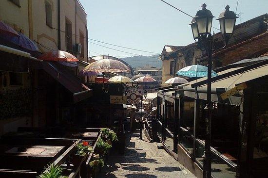 Wandeltocht in Skopje