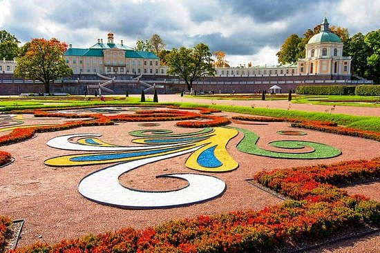 Periferia imperiale di San Pietroburgo: tour di Peterhof e