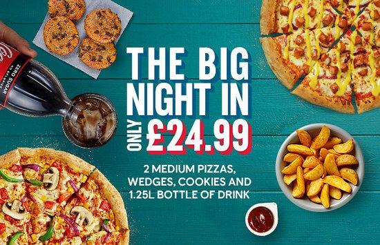 Dominos Pizza Stockton On Tees 17 Prince Regent St