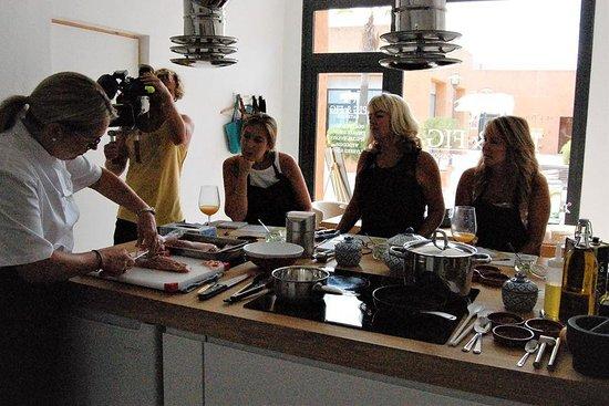 Casa Caballito De Mar Andalucian Foodie Experiences