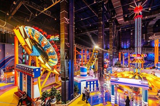 """Amusement Park City-Park """"Grad"""""""
