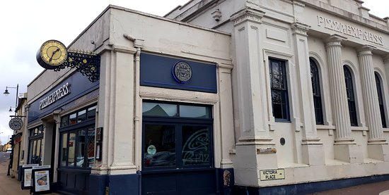 Pizza Express Biggleswade Picture Of Pizza Express