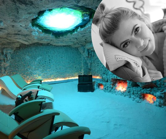 Salt Cave Halotherapy
