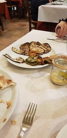 Porano, Italië: Verdure Grigliate