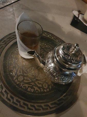 1ere soirée à Marrakech