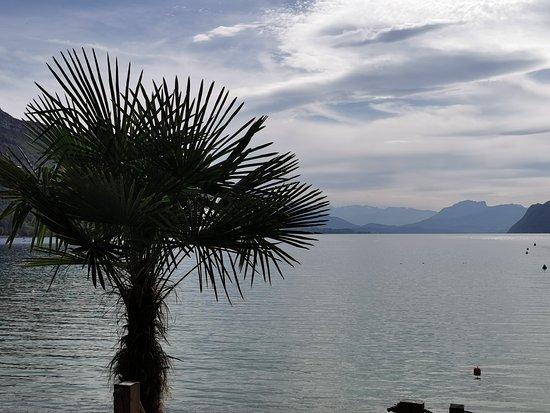 Chindrieux, Francia: quelle vue magnifique sur le lac du Bourget